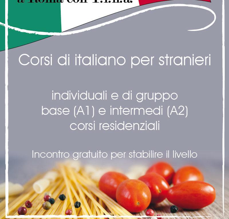 Corsi di italiano TINA