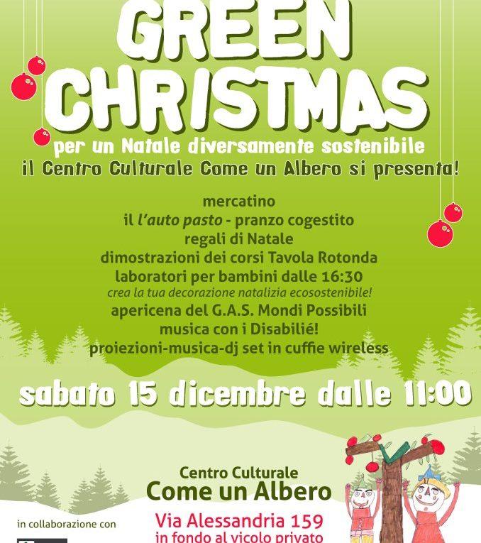 Green Christmas 2012