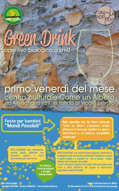 Green drink e feste