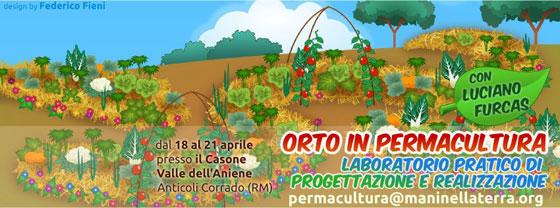 Orto permacultura