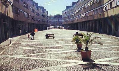 Piazza Grecia