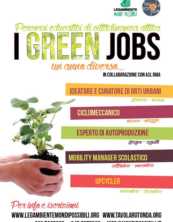 Green Jobs 2015