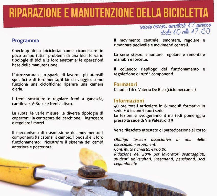 Ciclomeccanica 2015