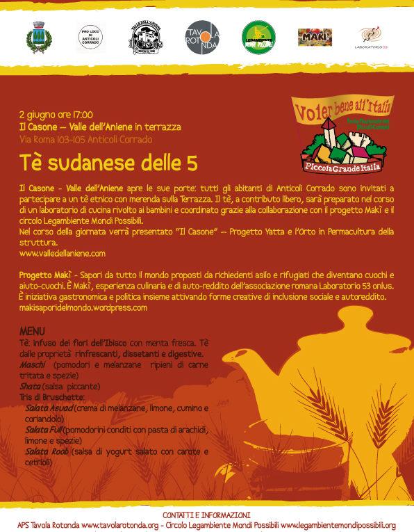 Tè sudanese