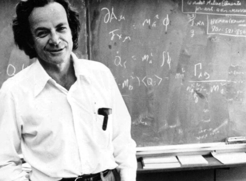 Feynman - CC BY 3.0, https://it.wikipedia.org/w/index.php?curid=4508947