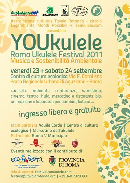 Youkulele festival