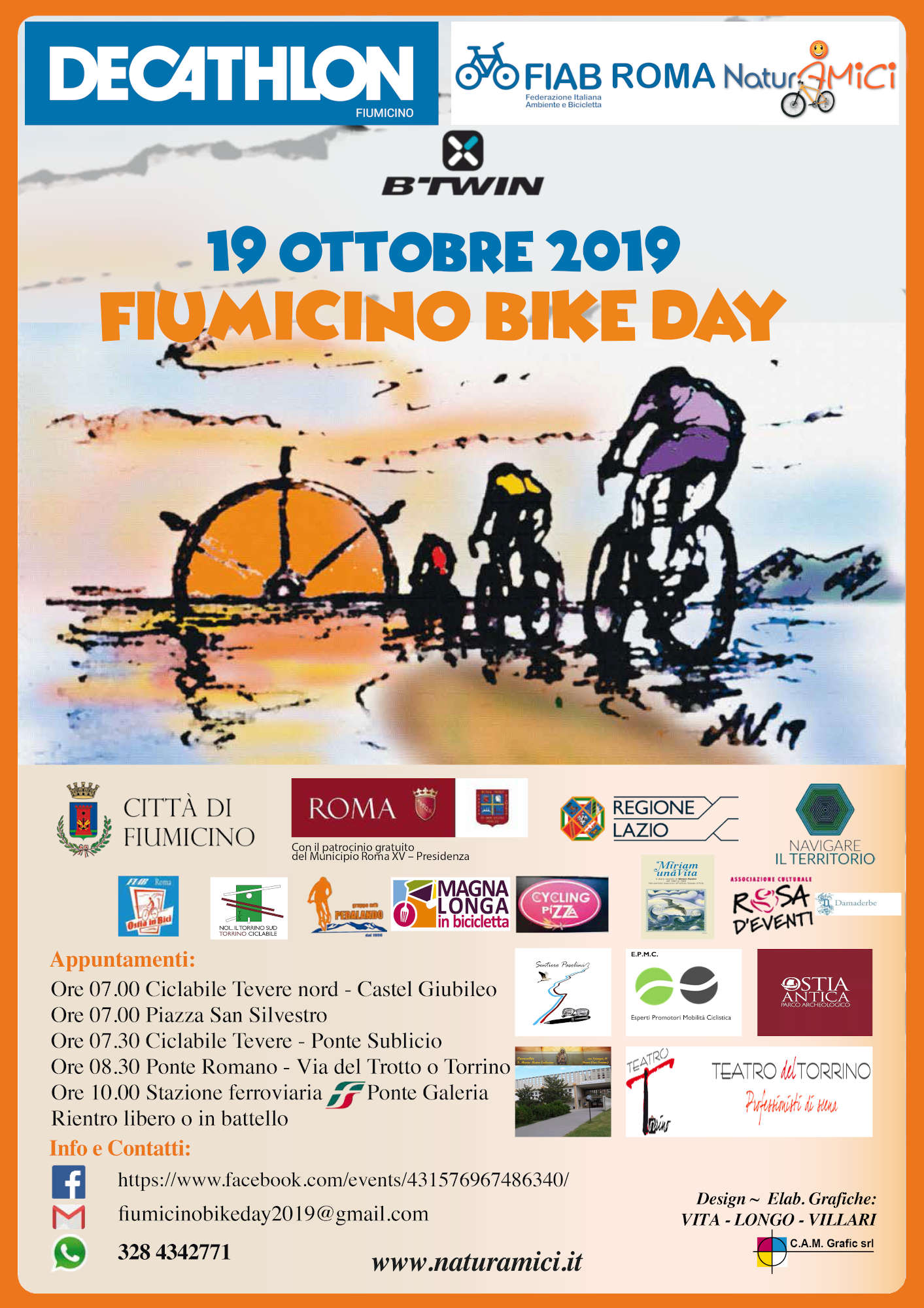 Fiumicino Bike Day