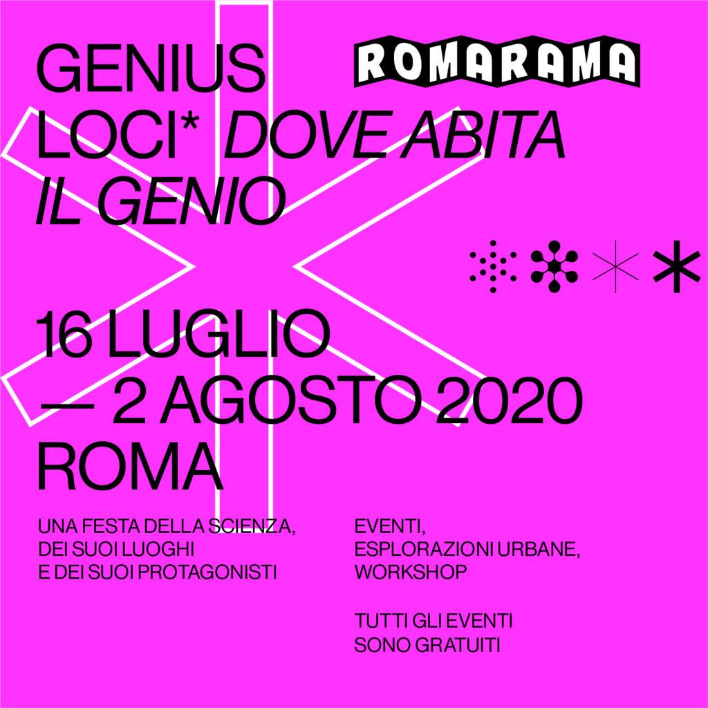 Genius Loci 2020