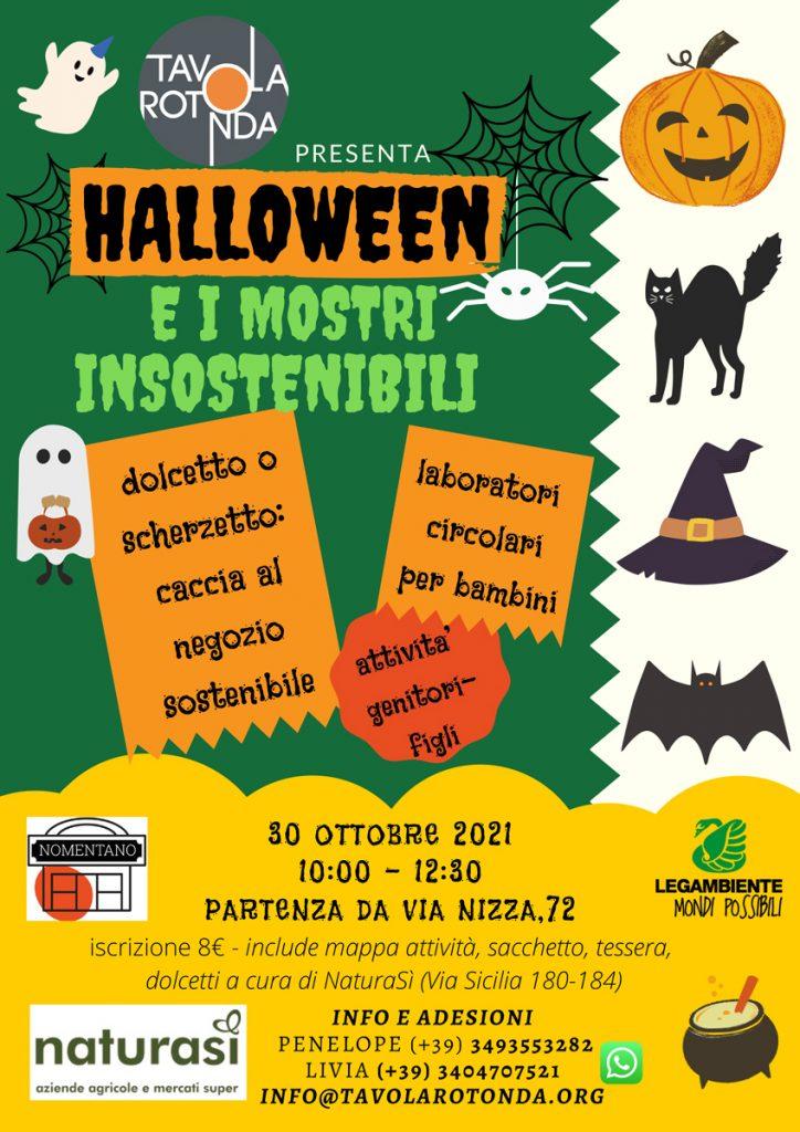 Halloween e i mostri insostenibili
