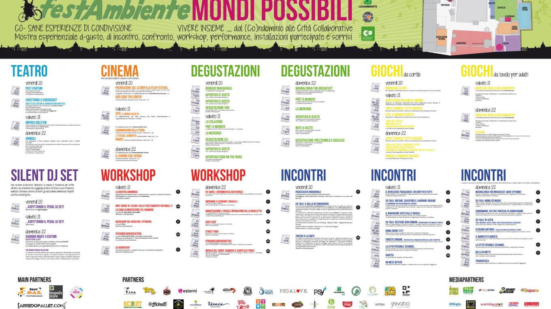 Programma Festambiente 2013