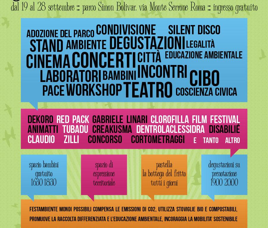 Festambiente Mondi Possibili 2014