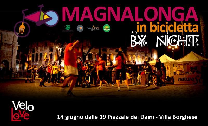 Magnalonga by night