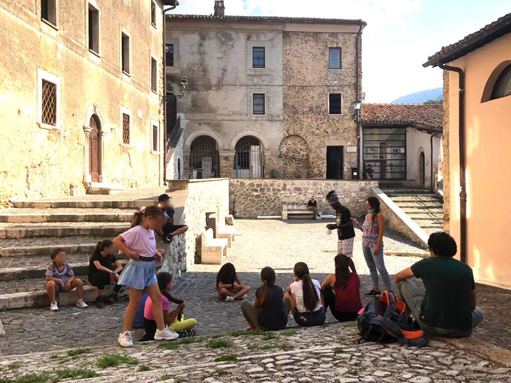 Campi estivi Anticoli Corrado