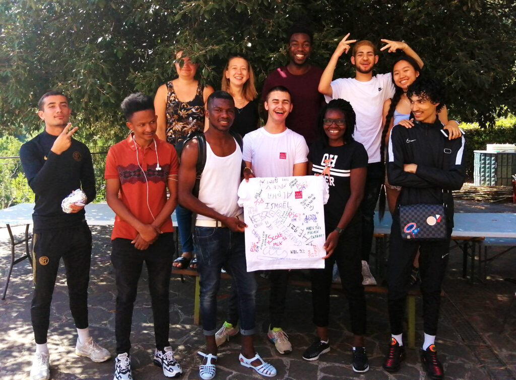Il Casone Valle dell'Aniene - Volunteering in Italy with the European Solidarity Corps