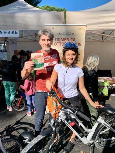 Pedalo, Scopro, Incontro 27 ottobre 2019
