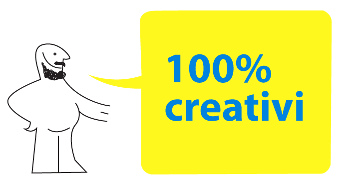 100% creativi