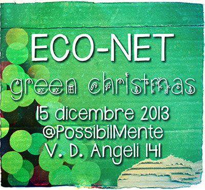 Eco-net green Christmas